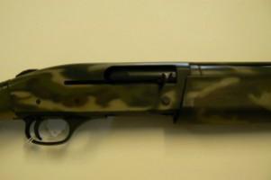 Mossberg Camo 12bore Semi Auto Shotgun Image