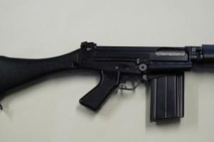 SLR  7.62×51  Enfield Rifle  L1A1 Image