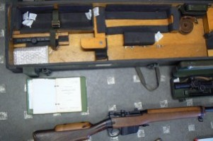 Enfield L42A1Sniper Rifle Image