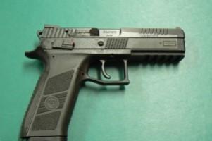 CZ Duty 09 9mm Pistol Image