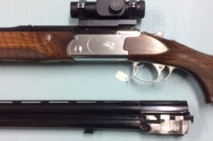 Finn Classic combination rifle-shotgun Image