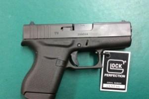 Glock 43 9mm Pistol Image