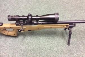 Accuracy International AE 7.62 Rifle Image