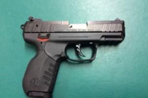Ruger SR22 .22lr Pistol Image