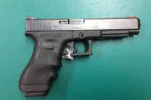 Glock 35 .40 cal Pistol Image