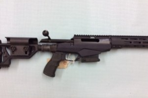 Tikka TAC A1 .308 Rifle Image