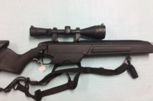 Steyr Tactical Elite .308 Rifle Image