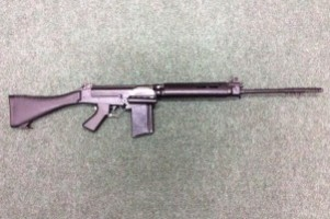 Enfield SLR L1A1 straight pull Rifle Image