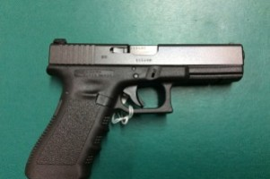 Glock 17 9mm Pistol Image