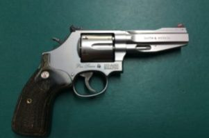 S&W 38/357 Revolver Image