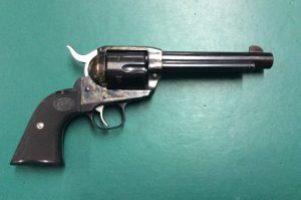 Ruger 38/357 Revolver Image