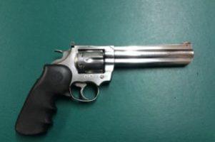 Colt Cobra 38/357 Revolver Image