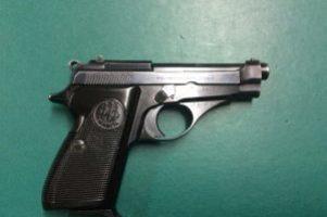 Beretta model 71 .22lr Pistol Image