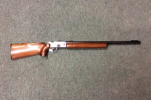 BSA International .22lr Match Rifle Image