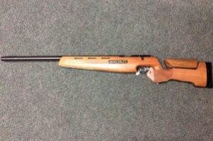 Anschutz 1903 .22 Match Rifle L/Hand Image