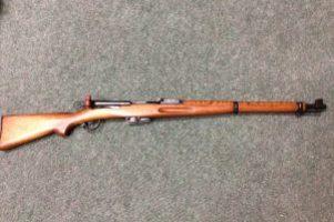 Schmidt Rubin K11 .22lr Rifle Image