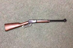 Henry .22lr Rifle Image