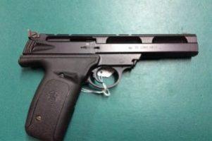 S&W .22LR Pistol Image