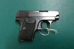 "Browning .25acp ""Baby"" Pistol Image"