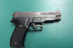 Sig 226 9mm Pistol Image
