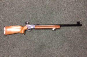 BSA .22 MK5 International Rifle Image