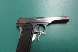 Browning 1910 9mm Pistol Image
