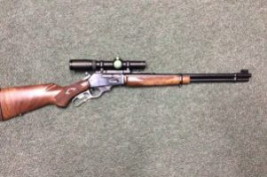 Marlin under lever 30-30 Rifle Image