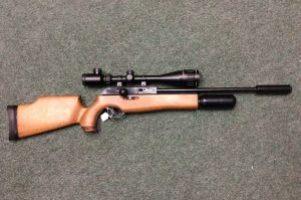BSA .177 Super Ten PCP Air Rifle Image