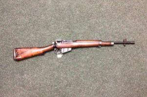 Lee Enfield No5 .303 Rifle Image