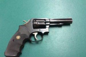 S&W .38 spl Revolver Image