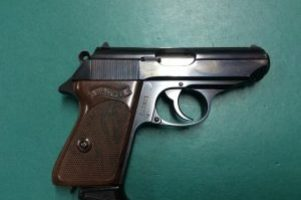 Walther 7.65 PPK Pistol Image
