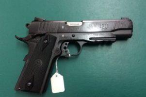Taurus 1911 .45acp Pistol Image