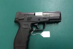 Taurus 9mm Pistol Image