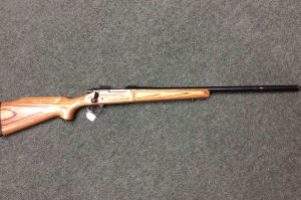 Remington 22/250 Rifle Image