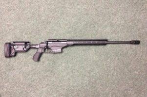 Tikka Tac A1 .223 Rifle Image