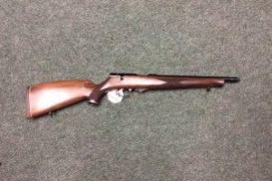 Weihrauch .17hmr Rifle Image