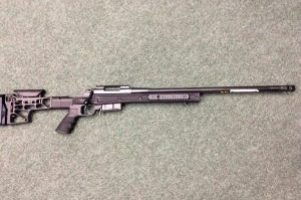 Browning X bolt 308 Tactical Rifle Image