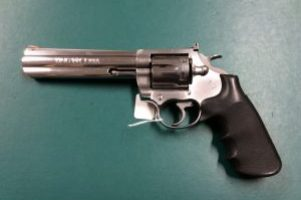 Colt 38/357 Revolver Image