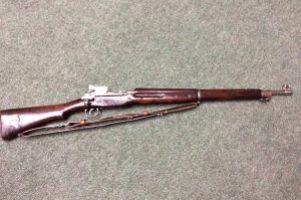 Enfield Pattern 1914 .22lr  Rifle Image