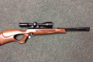 Weihrauch .22 Air Rifle Image