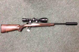Browning .17hmr Rifle Image