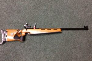 Anschutz .22lr Match Rifle Image
