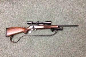 Blaser 22/250 Rifle Image