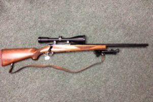 Ruger .22/250 Rifle Image