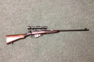 BSA .303 Rifle Image