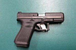Glock .22lr Pistol Image
