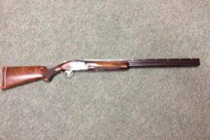 Browning B2 12b Trap Shotgun Image