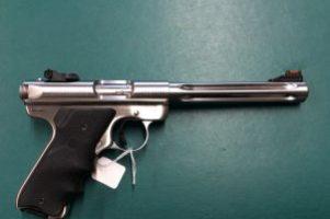 Ruger .22lr Pistol Image