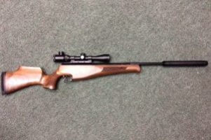 Impact AirGuns RM100 .22 Air Rifle Image