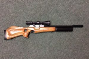 BSA .22 PCP Air Rifle Image